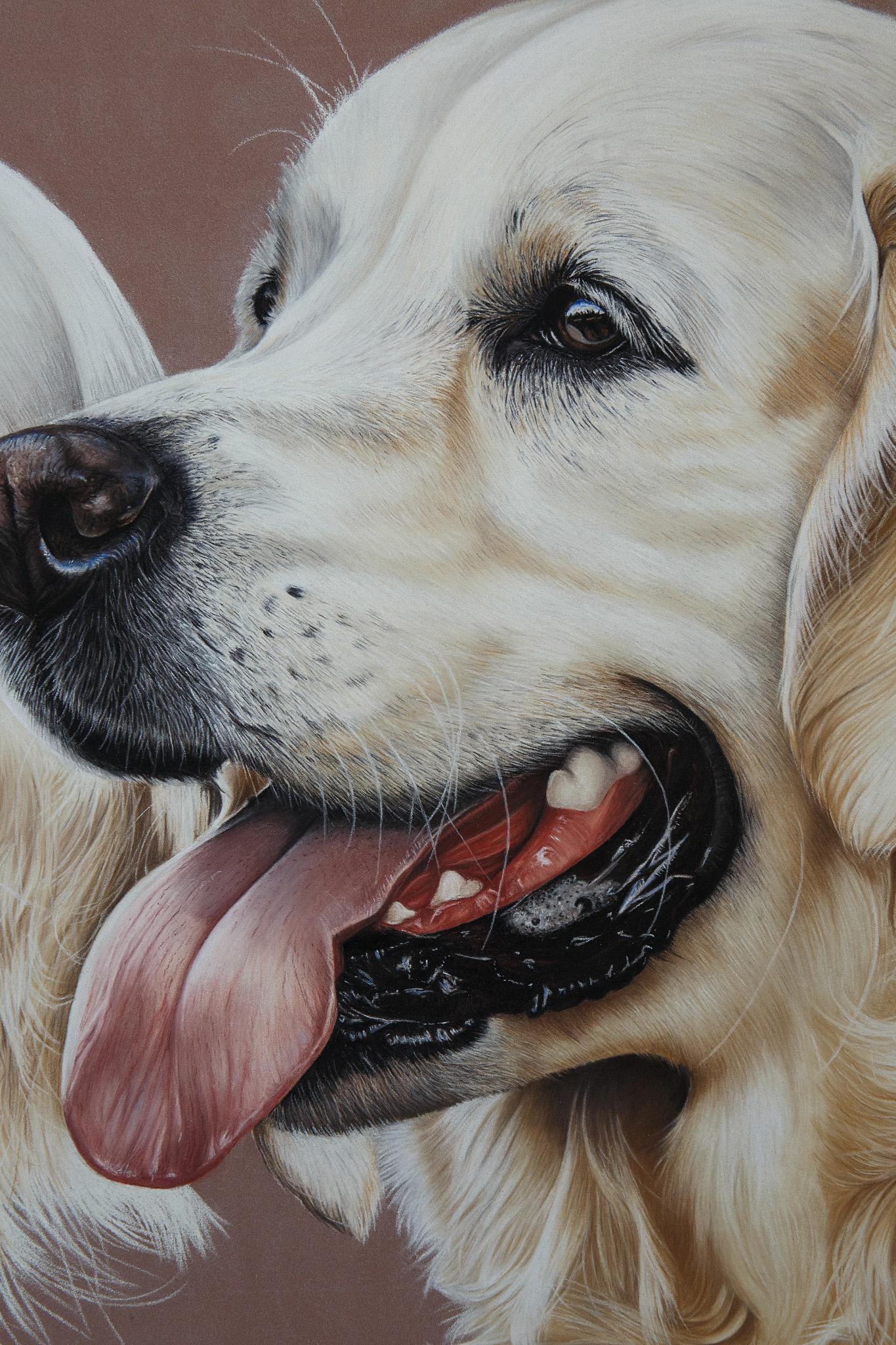 Scarlett Detail, 70x50 cm