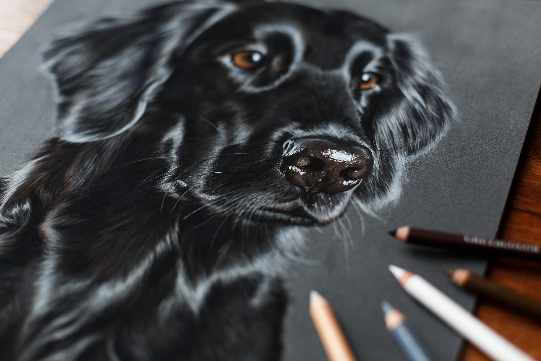 Aenna Detail, 30x40 cm
